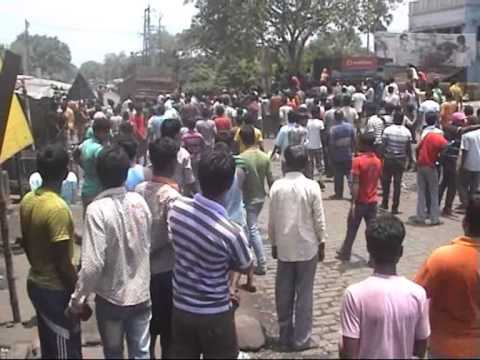 Asansol road accident