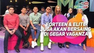 Download Lagu WOW! Forteen & Elite juga akan bersaing di Gegar Vaganza | MeleTOP | Nabil & Jihan Muse Gratis STAFABAND