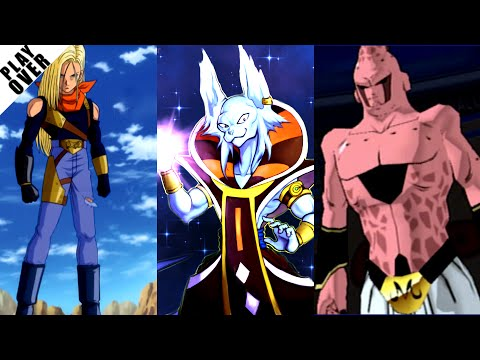 TOP 6: FUSIONES MAS RARAS E INCREIBLES DE DRAGON BALL EN