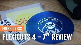 Antriks Reviews DJ Woody's Scratch Record, 'Flexicuts 4' (Ft. DJ Woody)   Fresh Press