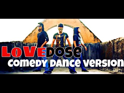 Love Dose 2 Full Comedy Dance Video Song | Abhijeet Sawant | Yo Yo Honey Singh video