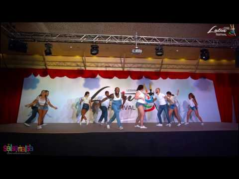 Tony Pirata - Sophie Fox Bootcamp Team Show | Lebanon Latin Festival 2016