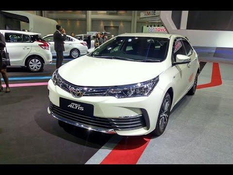 Otosaigon - Xem trước Corolla Altis 2017 giá 600 triệu tại Thái Lan