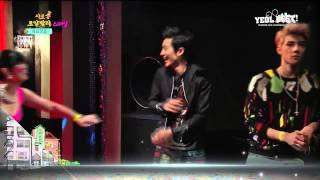 [Vietsub] EXO Chanyeol & Sehun - NG scene ('The Royal Villa' Sitcom+Conte)