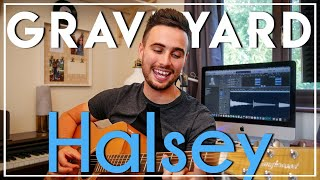 Graveyard - Halsey (Acoustic cover by Sam Biggs)
