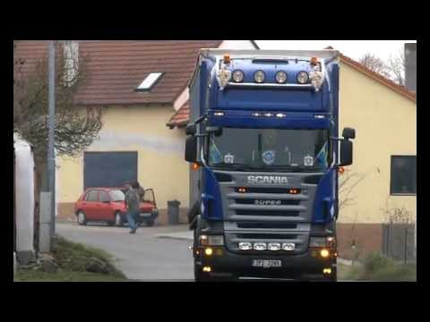 Scania R420 opticruise by Zdeny