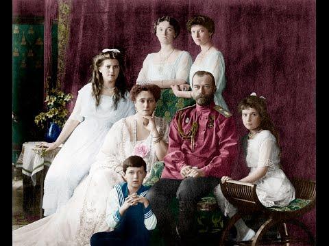 Как убивали последнего Русского Царя