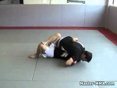 MMA/BJJ Technique -  Basics - Taking the Mount from Side Control Image 1