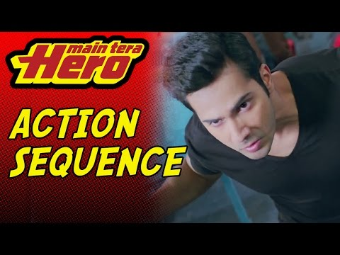 Scene From Main Tera Hero | Action Sequence - 1