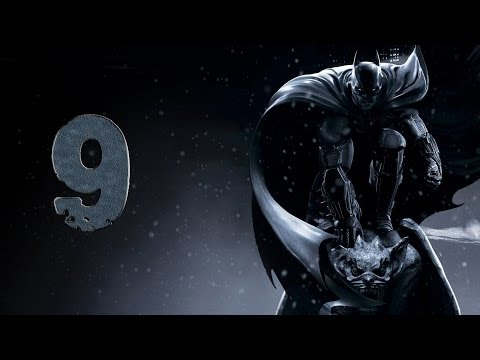 Batman: Arkham Origins #9 (Прохождение Walktrough let's play)