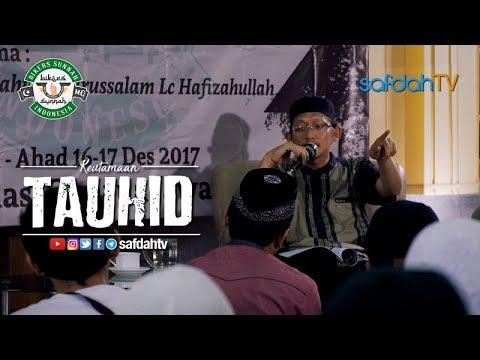 Dauroh Bikers Sunnah II Sesi Ke-1: Keutamaan Tauhid - Ustadz Badru Salam, Lc
