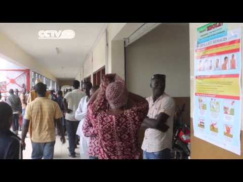 Ebola: Guinea Border with Sierra Leone Closed