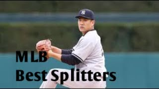 MLB Highlights Best Pitches Splitters
