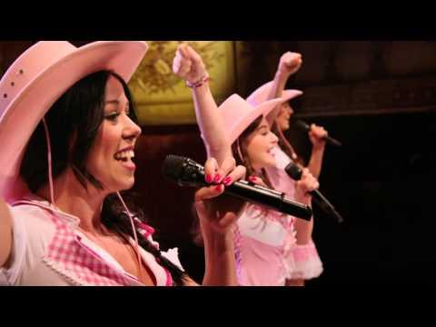 Optreden Lauren, Lisa & Laura | K3 zoekt K3 | SBS6