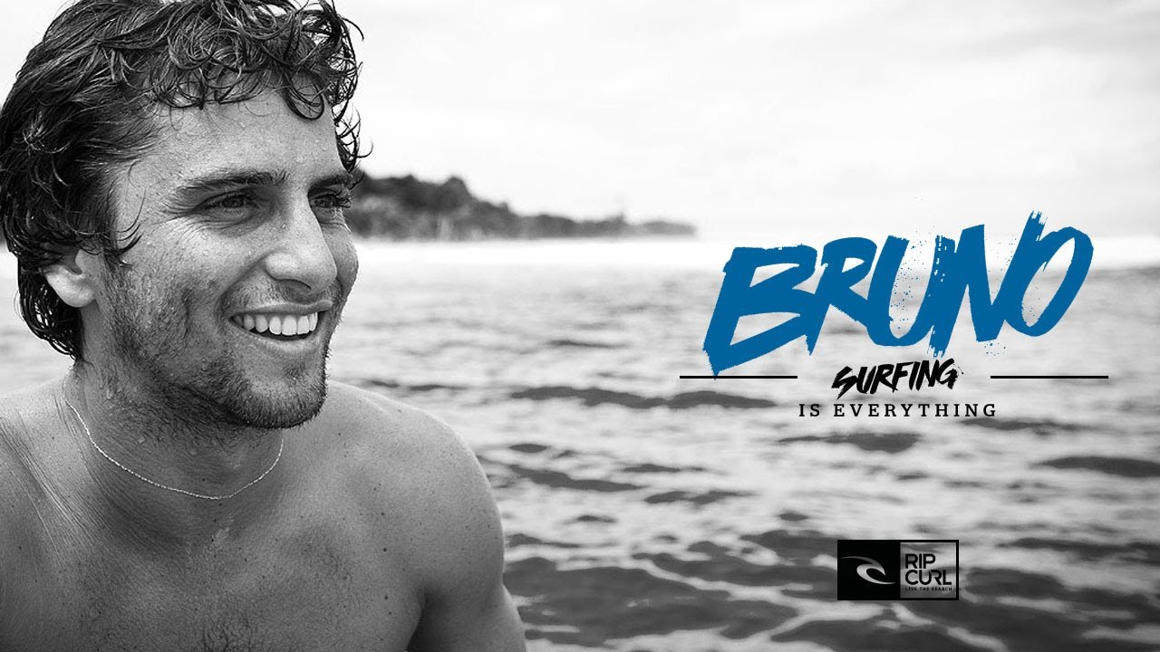 Bruno Santos Surfer Everything Bruno Santos