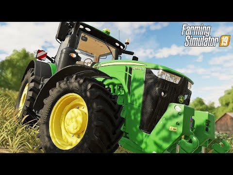 Farming Simulator 19 All Confirmed New Features From FarmCon