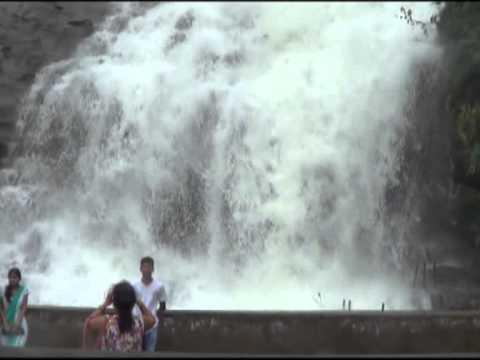 Tamil News Water Fall video