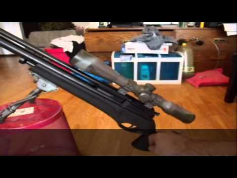 Gamo Dynamax .177 cal Review (PART 1)
