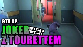 GTA RP | JOKER Z TOURETTEM | Funny Moments