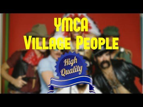 YMCA - Village People (HQ) - High Quality Audio