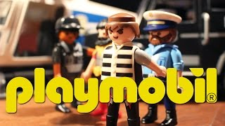 PlayMobile Movie - Escape From Prison #1 - New Kids TV