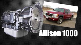 Allison Transmission How It Works!!