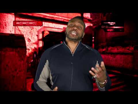 GoW Augustus Cole Train Answers your Tweets (ft. Lester Speight) | Sports | Lester Smash