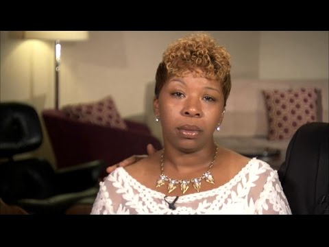 Michael Brown's Mother: 'Justice' Will Restore the Peace in Ferguson