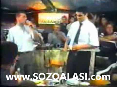 Namiq Qaraçuxurlu,Rəhman Basılmaz - Bu gecə güclü qalmaqal olacağ (www.SOZQALASI.com)