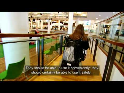 BSI Documentary - Building accessibility
