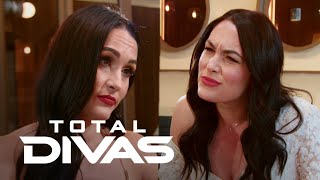 Can Nikki Bella Convince Brie to Come Out of Retirement? | Total Divas | E!