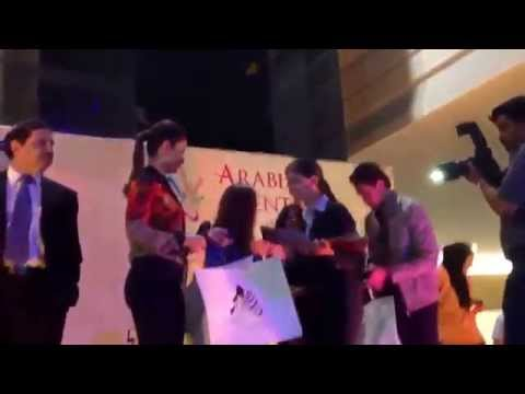 Kareena Kapoor & Imran Khan at Arabian Center in Dubai Part 2