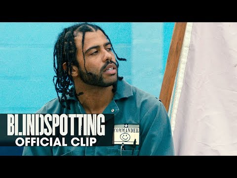 "Blindspotting (2018 Movie) Official Clip ""Fire Technicality"" - Daveed Diggs, Rafael Casal"