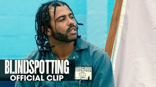 """Blindspotting (2018 Movie) Official Clip """"Fire Technicality"""" - Daveed Diggs, Rafael Casal"""