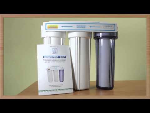 Видео как выбрать фильтр под мойку
