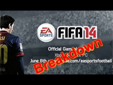 FIFA 14   Official Gameplay Trailer   BREAKDOWN