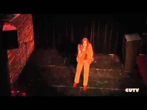 Cat Kidd performs Hyena Subpoena