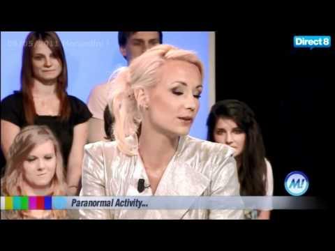 Elodie Gossuin a un problème de robe (09/05/2011)
