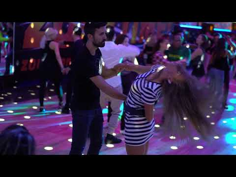 ZoukTime2018 Social Dances v22 with Katerina & David ~ Zouk Soul