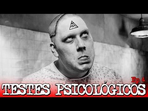 OS TESTES PSICOLÓGICOS MAIS BIZARROS (Ep. 4)