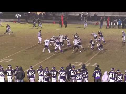 Lake Braddock Bruins 2009 Rushing TDs