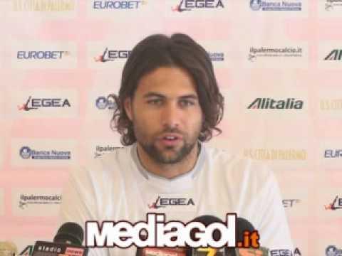 Salvatore Sirigu conferenza stampa del 16/07/2010