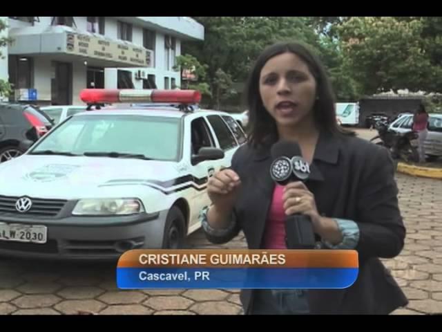 PR: Policiais recuperam carro roubado dentro da delegacia