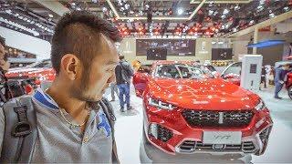 Chi tiết chiếc WEY VV7 - Xe Trung Quốc cạnh tranh với BMW và Audi |XEHAY.VN|