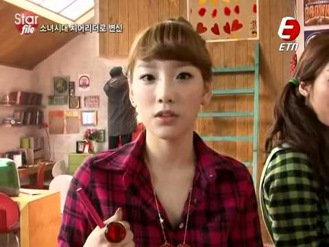 SNSD - Oh! MV Behind The Scenes 2/2 Feb19.2010 GIRLS' GENERATION 720p HD (re-upload)