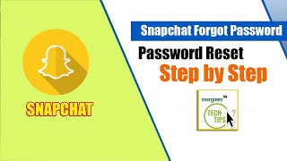 Snapchat Login: Forgot Snapchat Password 2019 | Reset Snapchat Password From PC or Laptop