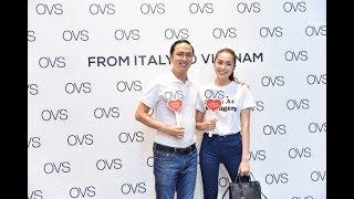 Vợ chồng Tăng Thanh Hà mời Miu Lê, Vân Trang, Trọng Hiếu dự khai trương cửa hàng thời trang