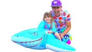 Baby Shark Song for Kids by Vasena Show