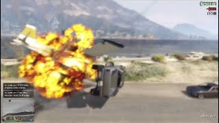 GTA 5 Crazy Moments Part 9