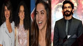 Deepika Mocks Priyanka & Kangana's accent | Harshvardhan Says He Knew 'Mirzya' Would Be A Folp